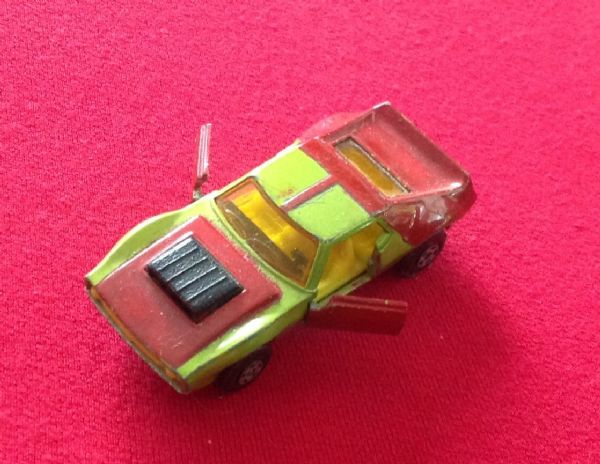 Matchbox No 9 AMX Javelin Matchbox Superfast
